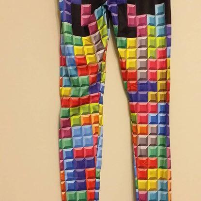 Picture of Tetris leggings