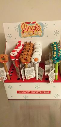 Picture of christmas pens
