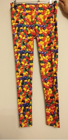 Picture of jelly bean leggings