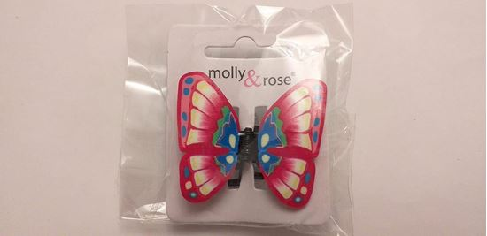 Picture of Butterfly hairclip