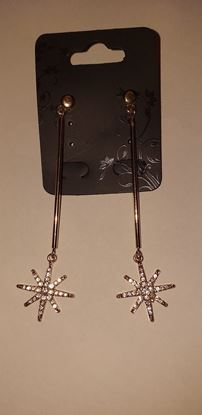 Picture of Snowflake earrings