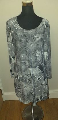 Picture of Circles dress size XL
