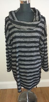 Picture of Stripe jumper & snood