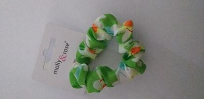 Picture of Hair scrunchie-green