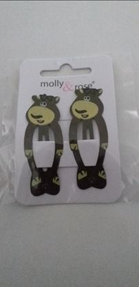 Picture of Bear hairclips