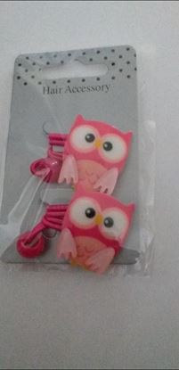 Picture of Owl hairbands -