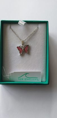 Picture of Butterfly necklace