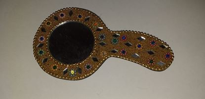 Picture of Jewelled mirror
